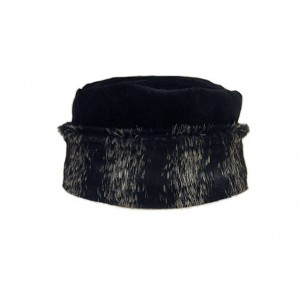 Black Hat with Cuff